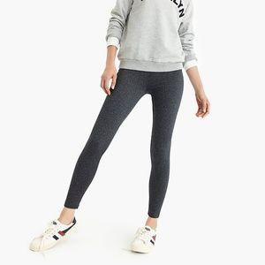 J. Crew Signature leggings in heather grey XS